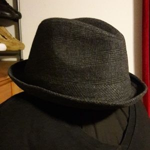 FEDORA IMPERMEABLE BY WEATHERPROOF POLY/WOOL